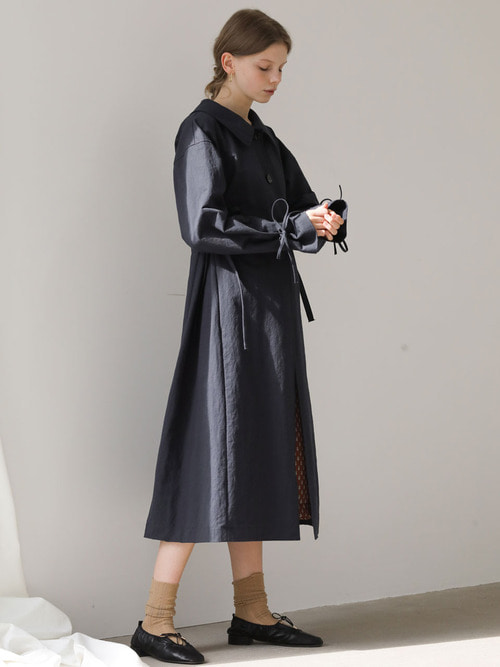 1.4 TRENCH COAT_NAVY