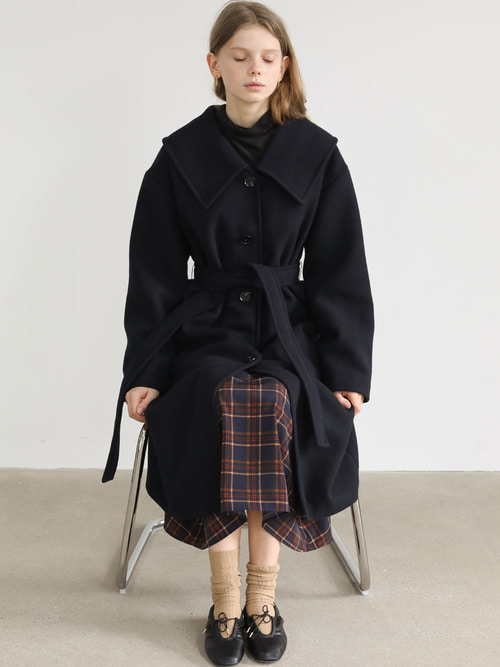 1.5 SAILOR COAT_NAVY
