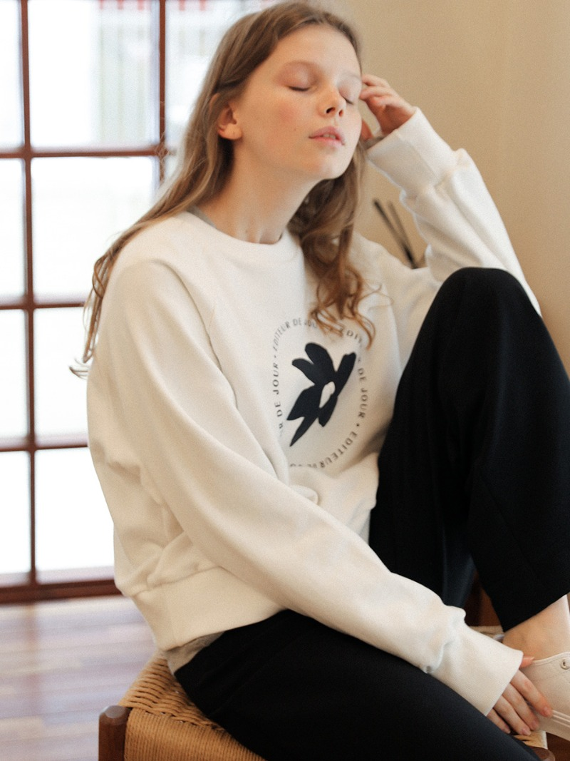 2.46 ROUNDY SWEATSHIRT_WHITE