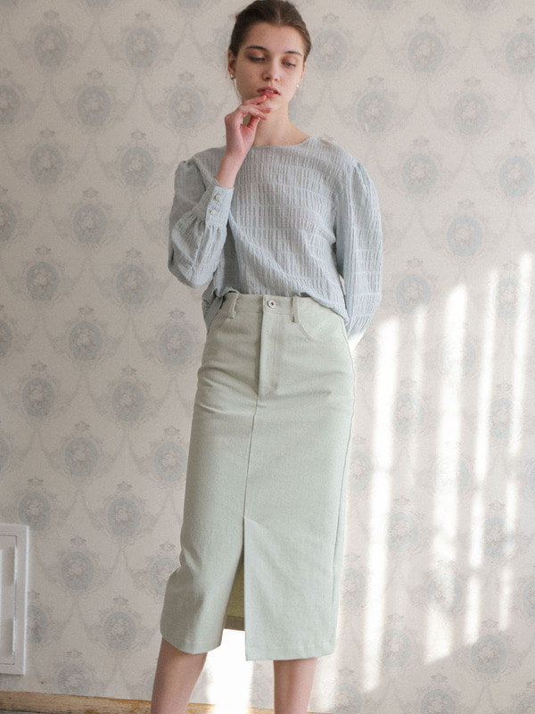 3.23 DAILY SKIRT_MINT